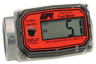 Gpi 01a31gm 1 Digital Fuel Meter