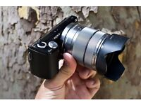 Sony NEX-5N for SALE! FULL set with extras!!!!