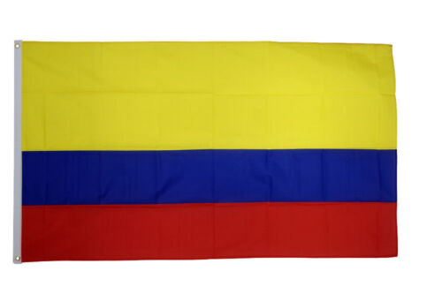 Colombia Flags & Bunting - 5x3