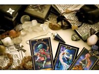 Tarot reading, Crystal ball reading, Black magic spell and Curse removal, shamanic healing,