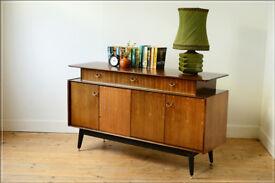 sideboard teak mid century danish design G Plan E Gomme vintage