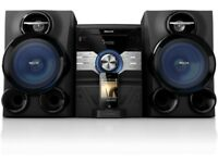 Philips FWM400D/05 Mini Hi-Fi System