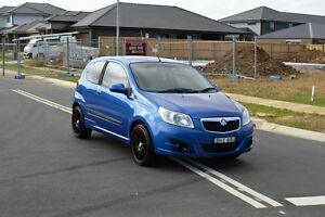 2008 Holden Barina Auto West Hoxton Liverpool Area Preview