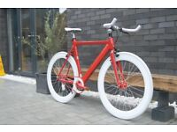 Brand new NOLOG X TYPE single speed fixed gear fixie road bike/ bicycles + 1year warranty 20k