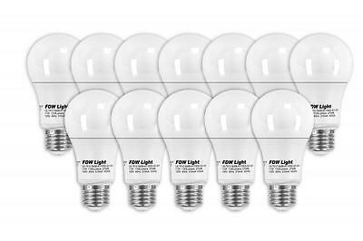 New 75 Watt Equivalent SlimStyle A19 LED Light Bulb 2700K 12