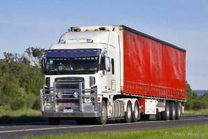 Permanent Interstate Work & Prime Mover for Sale Melbourne CBD Melbourne City Preview