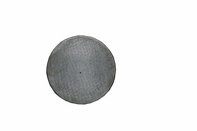Cast Iron Surface Plate Round 4 Dia - Marking Plate Hand Scrapper 100mm - New
