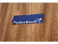 sideboard teak bookcase room divider Parker Knoll vintage danish design delivery available