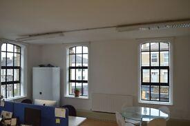 Desks for rent in Clapham Old Town