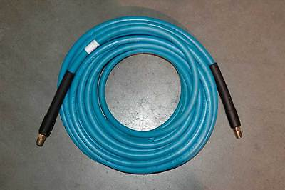Carpet Cleaning High Pressure Solution Hose 14 In X 50 3000 Psi Rated