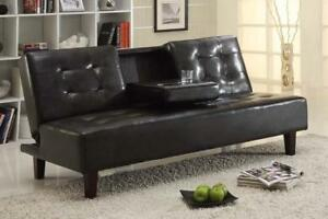 Sofa bed with drop down tray (TI15)
