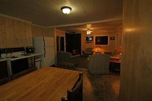 Cottage for rent on Scorch Lake (Foleyet area-Fishing & Hunting)