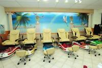L&L NAILS SALON IN STANLEY PARK MALL