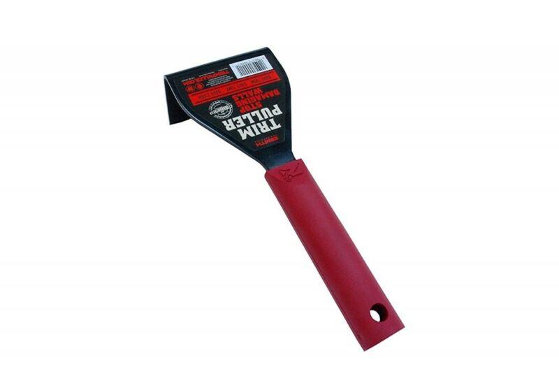 Zenith Industries Nail Puller Trim Puller Drywall Baseboard Floor Chair DIY Tool