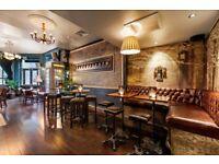 Pub, restaurant and hotel furniture