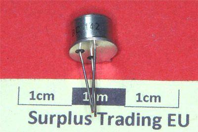 E Bc142 Npn Transistor To-5