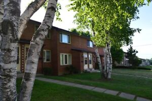 Modest Living Central Barrie - 2 Bed Row-house
