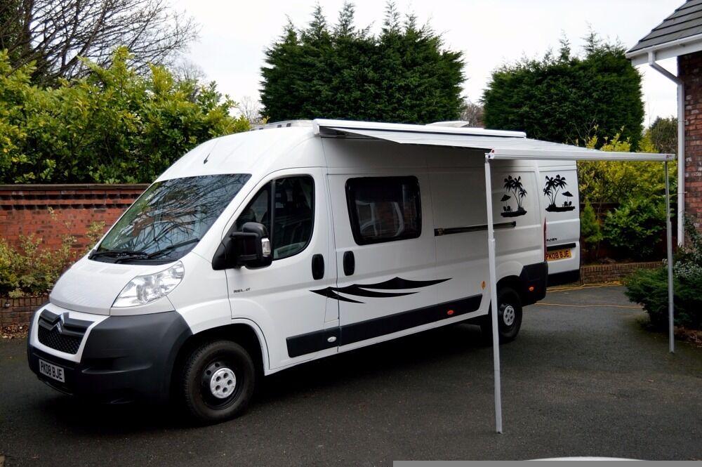 Citroen Relay Motorhome Campervan For Sale In West