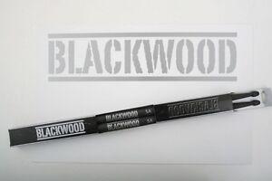 1 Paar BLACKWOOD 5A CARBON DRUMSTICKS Carbosticks