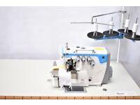JACK E-04 4 Thread Overlock (Direct Drive) Industrial Sewing Machine.