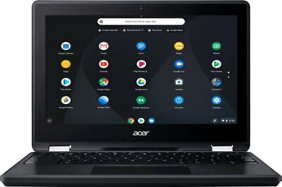 "Brand New Acer Spin R751T-C4XP 11.6"" Chromebook -- Intel N3350/ 4GB/ 32GB eMMC"