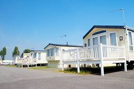 STATIC CARAVAN SALE - 2 BED 3 BED NEW USED SITED CARAVANS FOR SALE - FINANCE - 2 PARKS FOR 1 FEE!