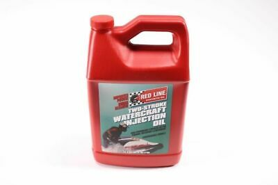 Red Line Synthetic Oil Two-Stroke Watercraft Injection 1 Gallon 083522407052