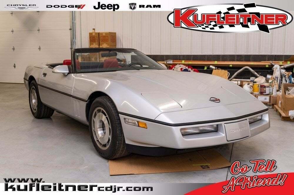 1987 Chevrolet Corvette for sale!