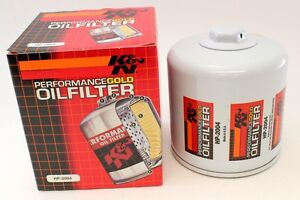 K&N High Performance Gold Oil Filter 1996-2001 Land Rover Discovery 4.0L HP-2004