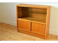 vintage bookcase sideboard mid century teak danish design G Plan E Gomme model Brandon