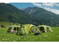 VANGO Icarus Hub - Large Outdoor Shelter - Colour: Herbal BNIB