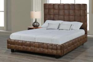 Hand crafted Queen Platfrom Bed (TI21)