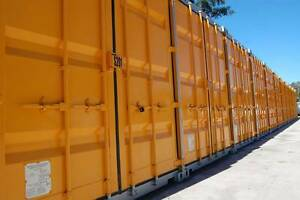 CONTAINER STORAGE CALOUNDRA!!!!!   (BIONIC SELF STORAGE) Meridan Plains Caloundra Area Preview
