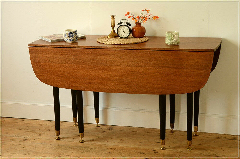 dining table teak G Plan E Gomme vintage mid century danish design