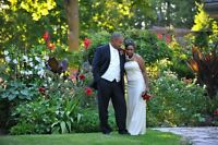 BRADFORD Wedding Officiant offering Garden Weddings $99+
