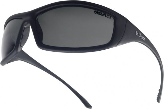 Bolle Solis SOLIPOL Safety Glasses Spectacles - Polarised Polarized Lens