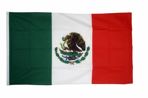 Mexico Flags & Bunting - 5x3