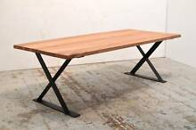 Recycled Hardwood Timber Dining Tables Made in Sydney St Peters Marrickville Area Preview