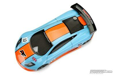 Carroceria para coches RC 1/10 PFM10 GT Touring 190mm sin pintar (PL1542-30)