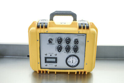 Percussionaire Bronchotron I F00042 Portable Ventilator