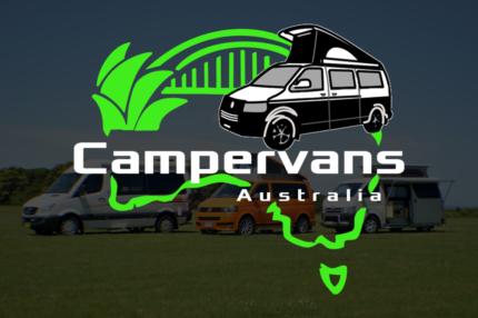 AUSTRALIA'S BEST SELECTION OF CAMPERVANS - VOLKSWAGEN & TOYOTA