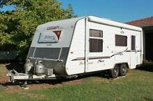 2012 Concept Belmont X12 Caravan Turvey Park Wagga Wagga City Preview