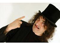 Jerry Sadowitz - Glasgow Pavilion, Friday 30 September - 2 tickets