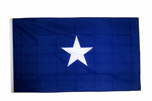 Bonnie Blue Flag 5 x 3 FT - USA Southern Rebel American Civil War West Florida