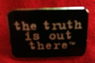 "X-files ""The Truth is Out There""  Pin"