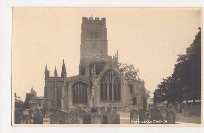 Northleach Church RP Postcard, B088