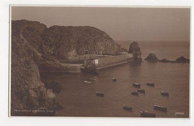 Sark, Creux Harbour, Judges 2406 Postcard, B074