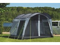 Outwell Country Road Drive-away Awning Tall with Tags (Used Twice)
