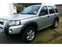 2006 Land Rover Freelander