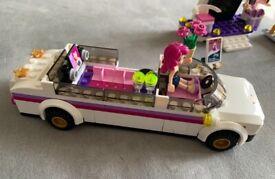 Lego Friends limo set
